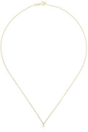 GIGI CLOZEAU Collar en oro amarillo de 18kt con diamantes