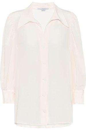 Stella McCartney Mujer Camisas - Camisa de seda