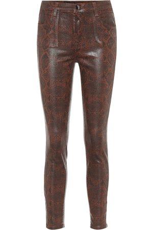 J Brand Jeans skinny Alana revestidos