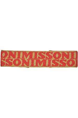 Missoni | Mujer Banda Para La Cabeza De Logo Jacquard Unique