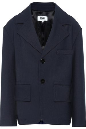 MM6 MAISON MARGIELA Blazer de botonadura simple