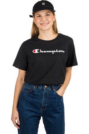 Champion American Logo T-Shirt negro