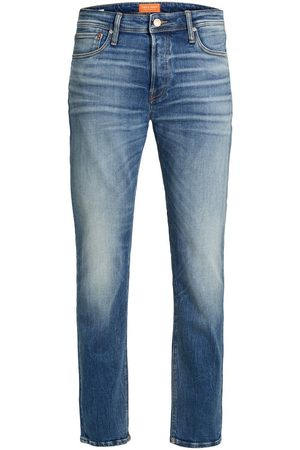 Jack & Jones Mike Original Jos 411 Comfort Fit Jeans Men Blue