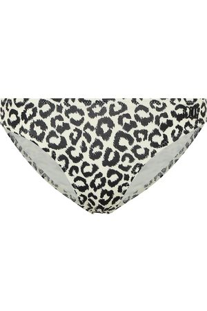 Solid Braga de bikini The Eva estampado