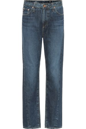 AG Jeans Jeans rectos The Phoebe tiro alto