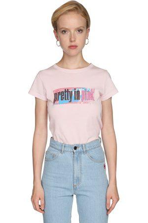 Marc Jacobs | Mujer Camiseta De Jersey Con Logo Estampado Xs