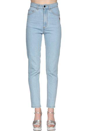 Marc Jacobs | Mujer Jeans De Denim Con Cintura Alta 24