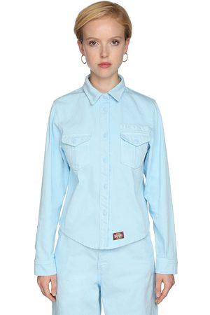 Marc Jacobs | Mujer Camisa De Denim De Algodón 0