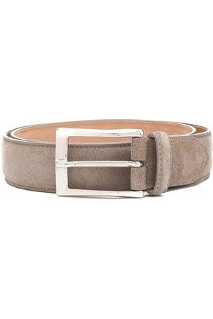 Scarosso Cinturón con hebilla cuadrada