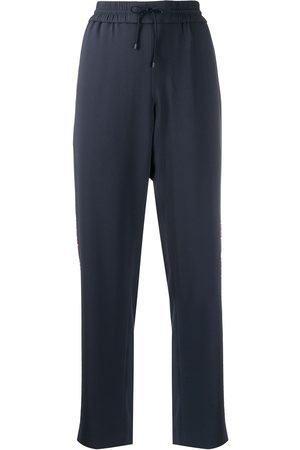 Kenzo Pantalones de chándal capri rectos