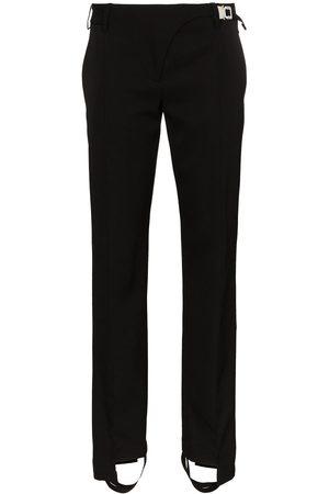 1017 ALYX 9SM Pantalones slim estilo fuseau