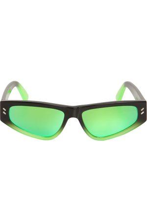 STELLA MCCARTNEY KIDS | Niña Gafas De Sol De Acetato /verde Unique