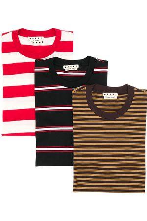 Marni Pack de 3 camisetas