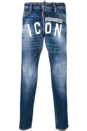 Dsquared2 Vaqueros ICON tapered con logo