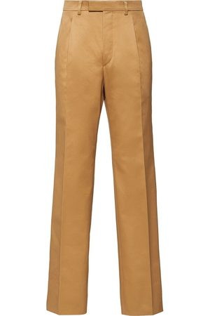Prada Pantalones de vestir rectos