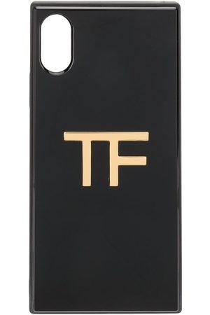 TOM FORD Funda para iPhone X con logo