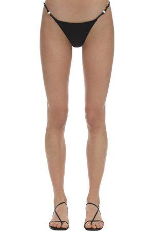 Solid | Mujer Braguitas De Bikini De Lycra Xs
