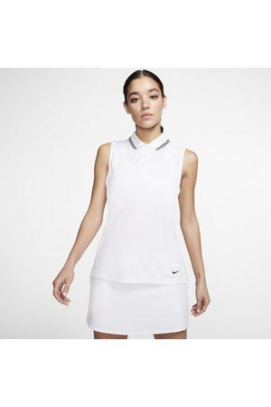 Nike Mujer Polos - Dri-FIT Victory Polo de golf sin mangas