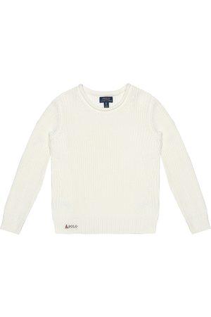 Ralph Lauren Jersey de algodón acanalado