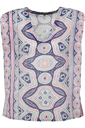 Antik Batik Blusa JAGGA para mujer