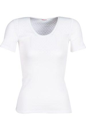 Damart Mujer Camisetas de interior - Camiseta interior FANCY KNIT GRADE 4 para mujer