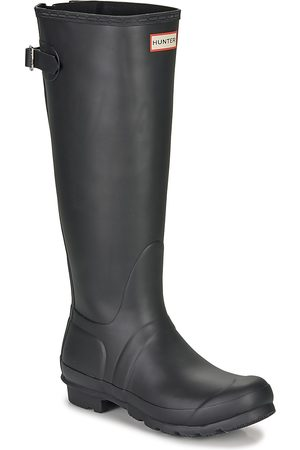 Hunter Botas de agua ORIGINAL BACK ADJUSTABLE para mujer