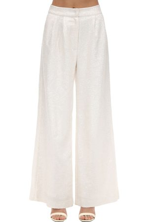 In the Mood for Love Mujer Pantalones anchos y harén - High Waist Wide Leg Pants