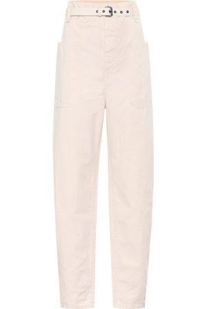 Isabel Marant, Étoile Pantalones Rinny de algodón