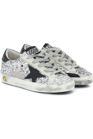 Golden Goose Zapatillas Superstar con glitter