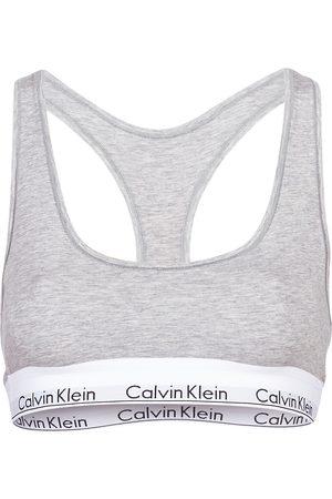 Calvin Klein Sujetador deportivo MODERN COTTON UNLINED BRALETTE para mujer