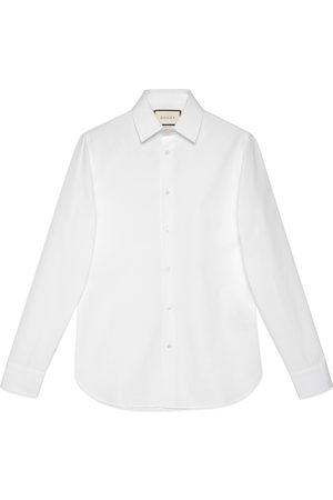 Gucci Hombre Camisas - Camisa de popelina
