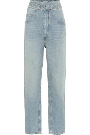 Isabel Marant, Étoile Gloria high-rise straight jeans
