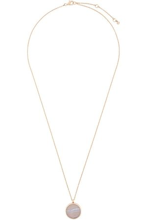 ASTLEY CLARKE Collar Slice Stilla con medallón