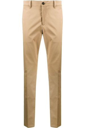 Prada Creased chino trousers