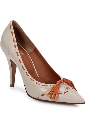 Michel Perry Zapatos de tacón CAMOSCIO para mujer