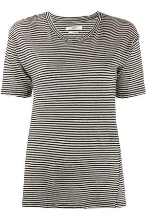 Isabel Marant Camiseta larga a rayas