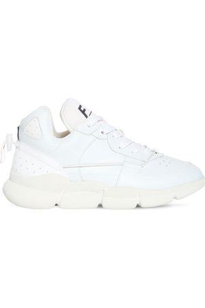 F_WD | Mujer Sneakers De Piel Sintética Con Cordones 20mm 35