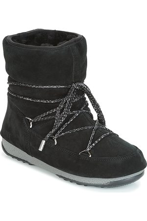 Moon Boot Descansos LOW SUEDE WP para mujer