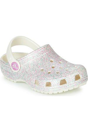 Crocs Zuecos CLASSIC GLITTER CLOG K para niña