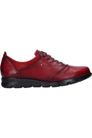 Fluchos Zapatillas F0354 Mujer Burdeos para mujer