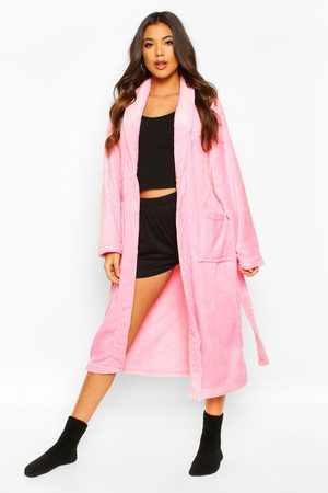 Boohoo Soft Fleece Robe