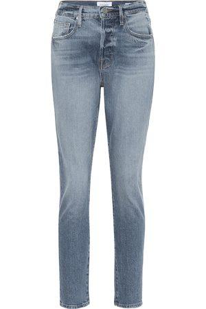 Frame Jeans skinny Le Original de tiro alto