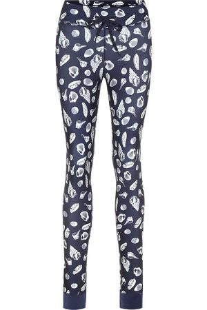 The Upside Pantalones de yoga estampados