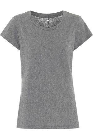 Velvet Camiseta Odelia en mezcla de algodón