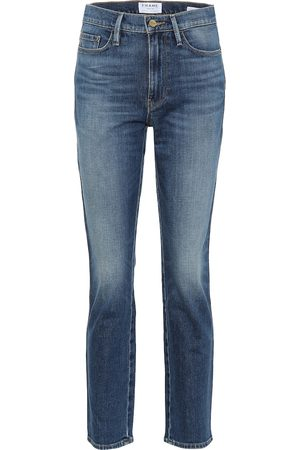 Frame Jeans rectos Le Sylvie Slender