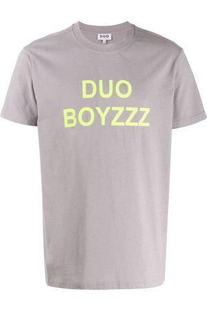 Duo Camiseta Bouzzz estampada