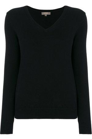 N.PEAL Jersey con cuello en V