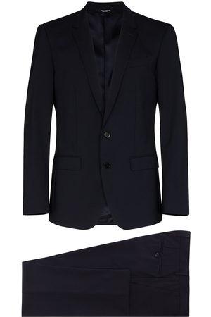 Dolce & Gabbana Traje entallado con botones