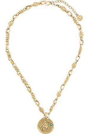Goossens Collar con medallón con motivo de Sagitario