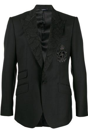 Dolce & Gabbana Blazer de esmoquin DNA Sicily